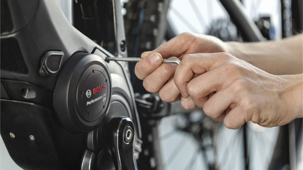 E-Bike GPS Tracker Montage - PowUnity BikeTrax