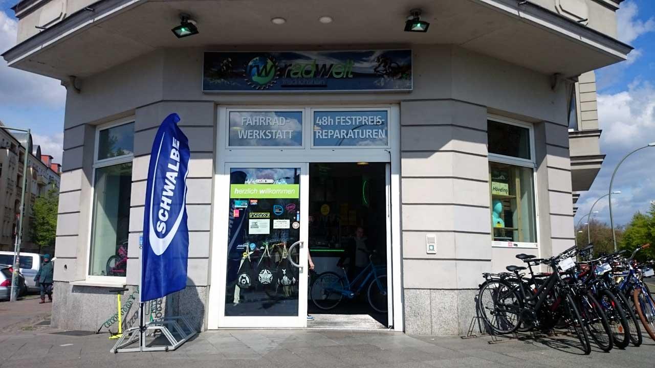 Radwelt Berlin Friedrichshain - PowUnity Partner