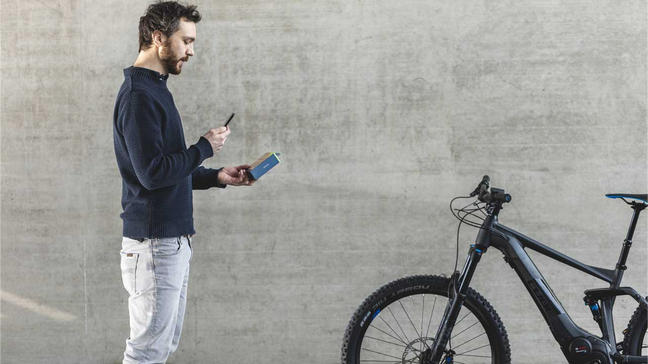 How it works ▷ Function & Features of BikeTrax GPS Systems