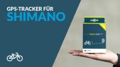 Ebike GPS Tracker Shimano - BikeTrax GPS theft protection from PowUnity