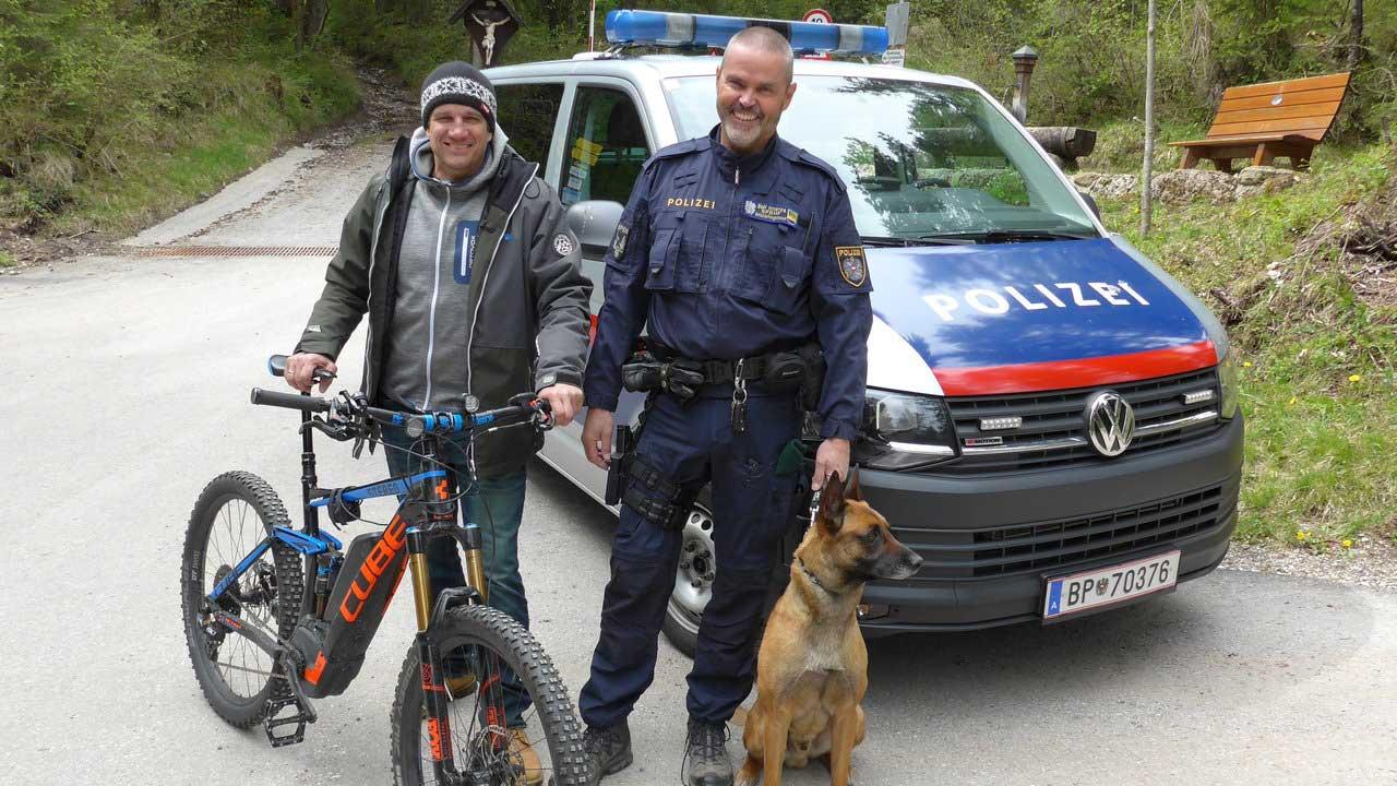 Ebike-Diebstahl aufgedeckt - Terra Xpress Beitrag im ZDF