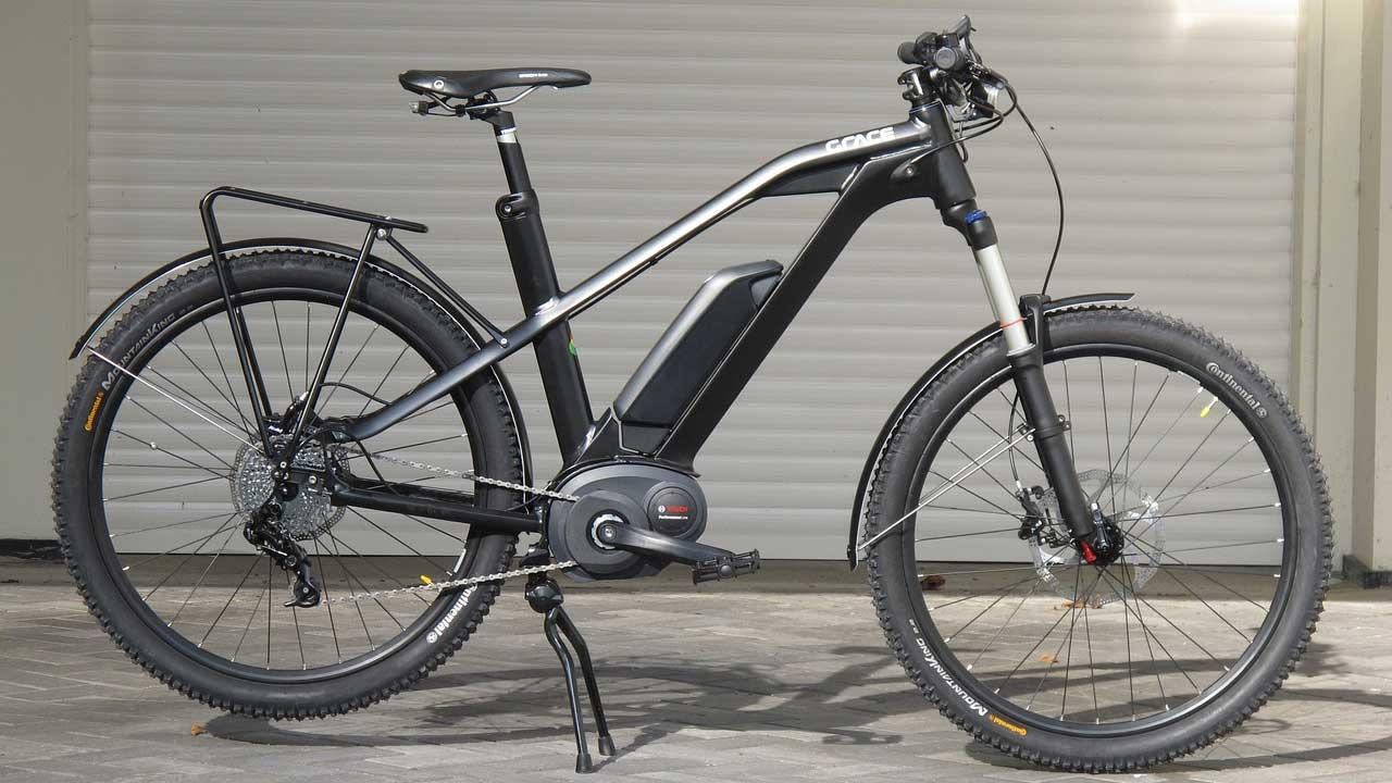 Das E-Bike für Freizeit, Sport und Alltag: Elektrisiert durch die Welt radeln