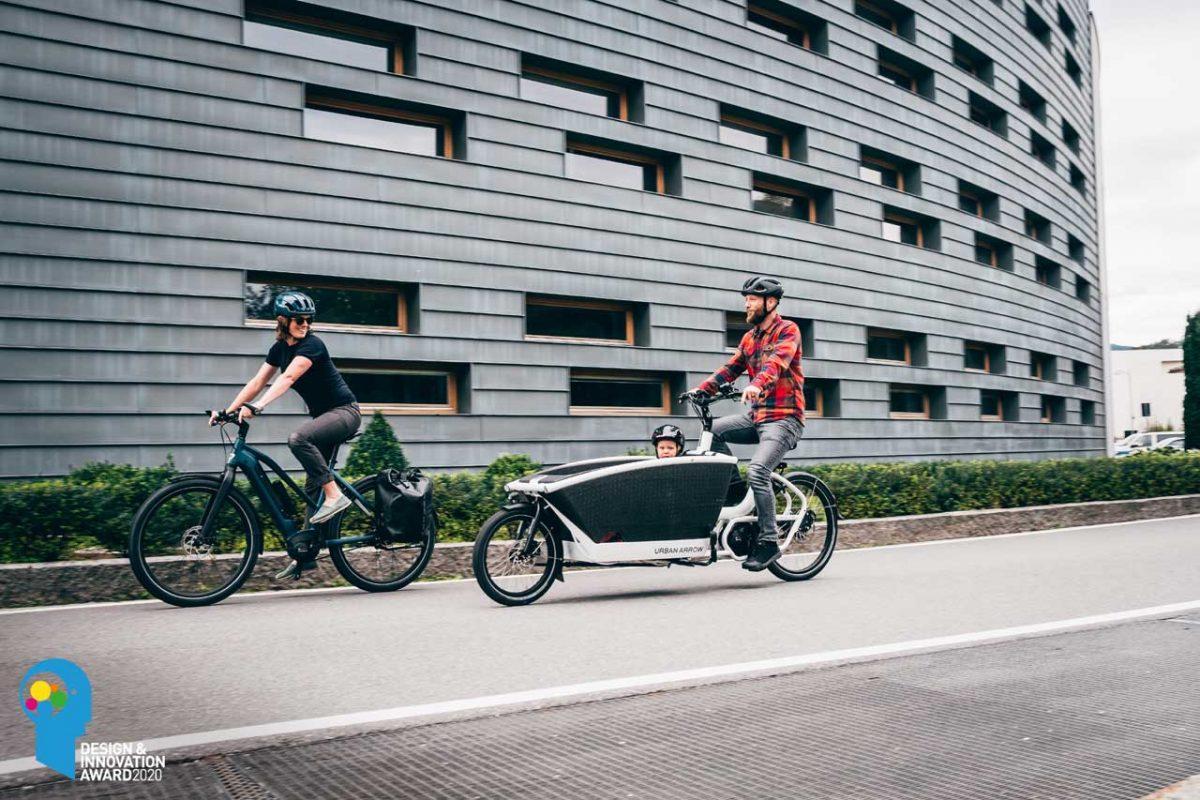 Design & Innovation Award 2020 - E-Bike GPS-Tracker von PowUnity ist Preisträger - DIA 2020