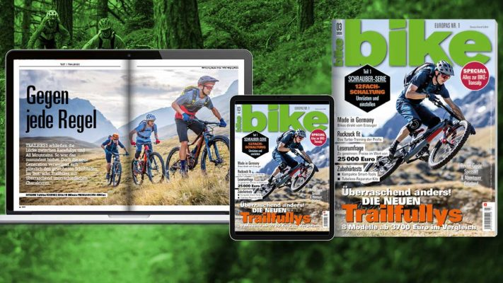 Bike - Das Mountainbike Magazin