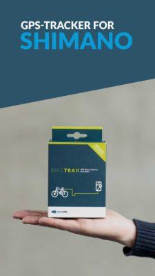 GPS Tracker for Shimano - PowUnity BikeTrax for E-Bikes & Co.