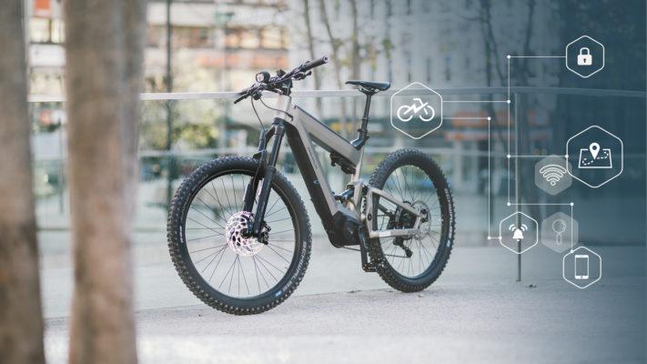 GPS-Tracking für E-Bikes