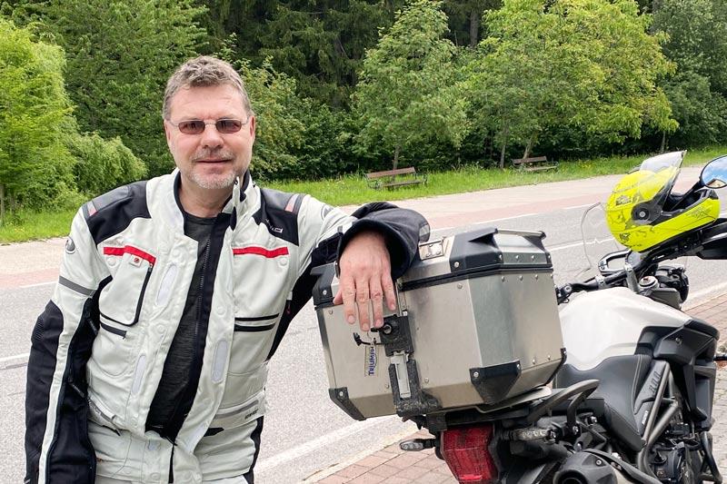 Kundenmeinung zum Biketrx GPS-Tracker für Motorräder