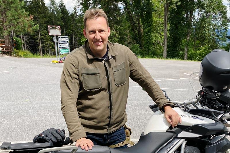Produktbewertung zum Biketrax GPS-Tracker für Motorräder