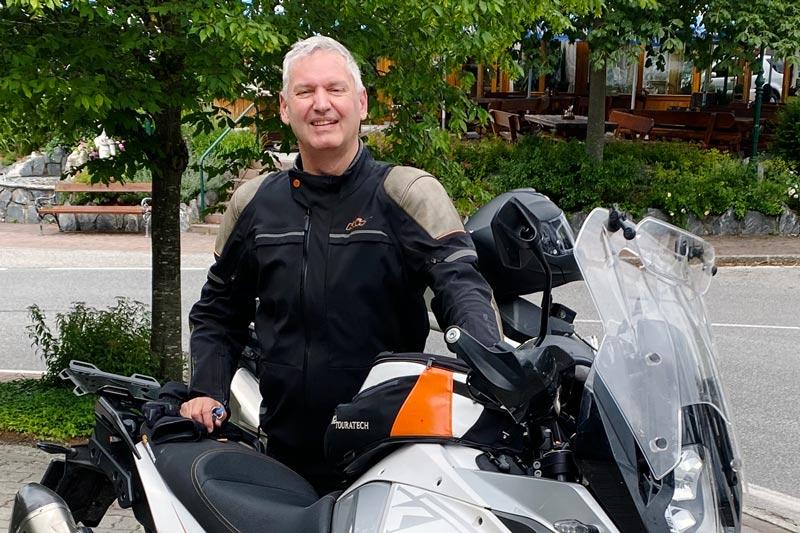 Kundenbewertung zum Biketrax GPS-Tracker für Motorräder