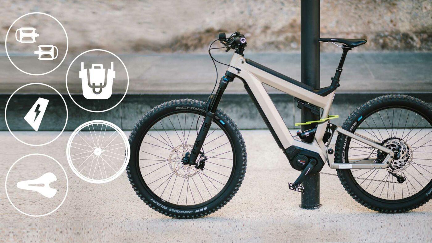 So sicherst du dein Fahrrad- und E-Bike-Equipment