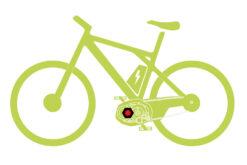 Grafik HexLox Sicherung am E-Bike