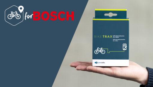 BikeTrax Bosch