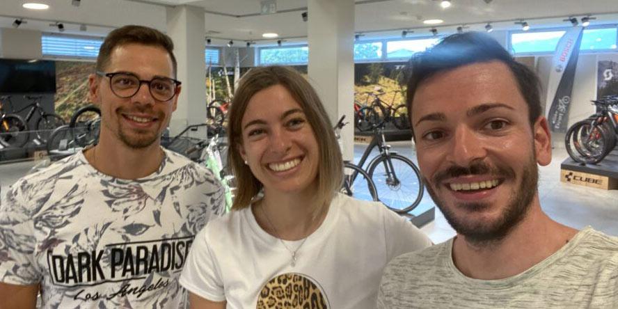 Biketrax Testimonial Bikeverleih Sanvit