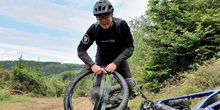 Biketrax Testimonial Jürgen Lenz