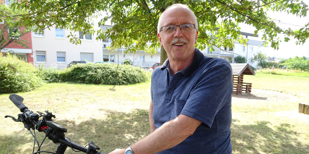 Biketrax Testimonial Weber
