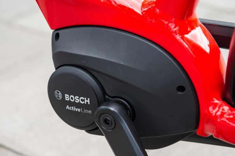 GPS Tracker für Bosch Ebike Active Line