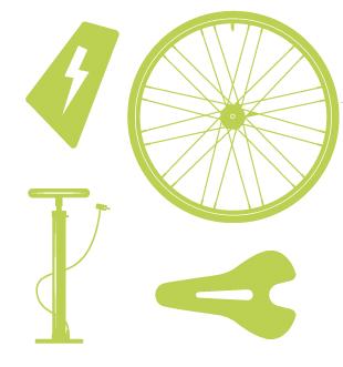 Icon E-Bike Zubehör