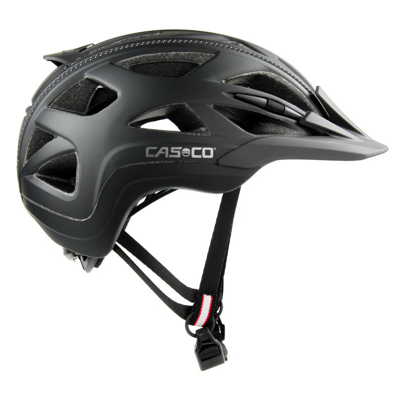 Seitenansicht CASCO Helm ACTIV2 in Schwarz
