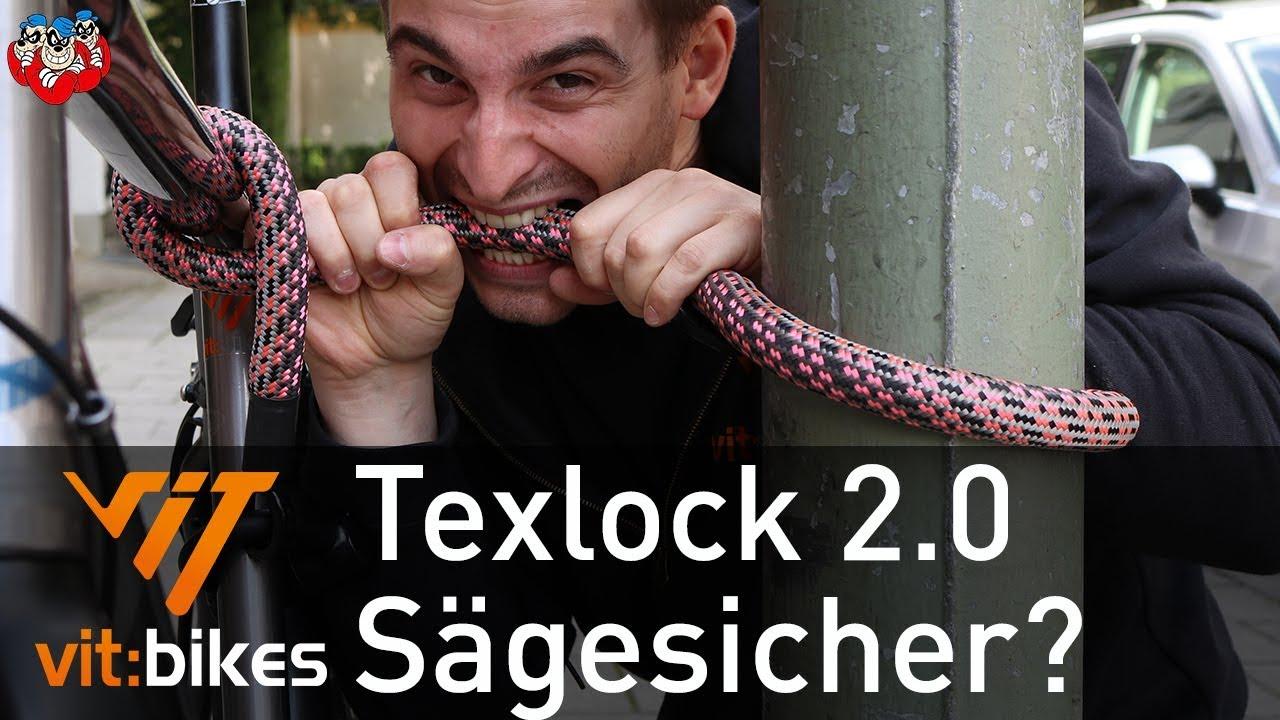 vit:bikes testet Fahrradschlösser: Texlock