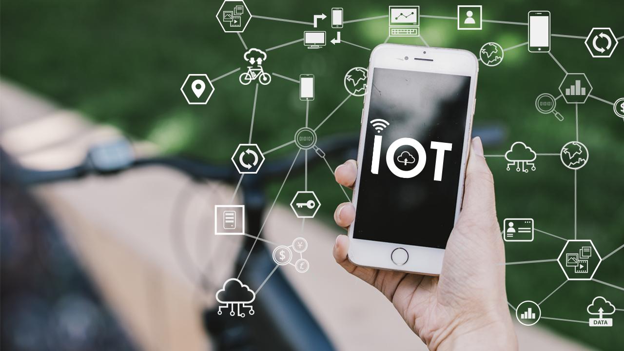 Internet der Dinge, Fahrrad und GPS-Tracking: Die Zukunft ist vernetzt!