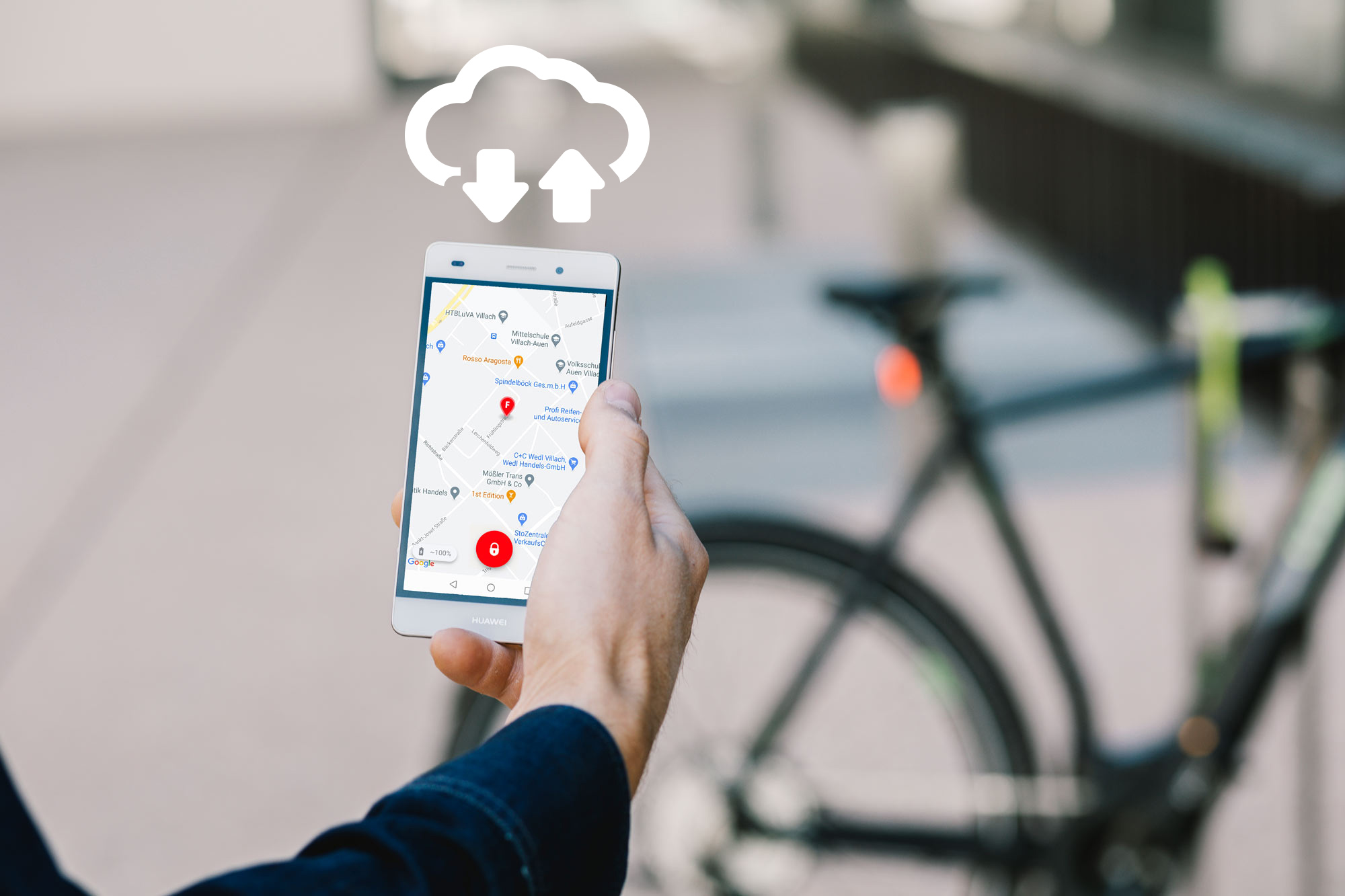 Internet of Things: Viele Dinge lassen sich praktisch  per Smartphone-App steuern und überwachen.