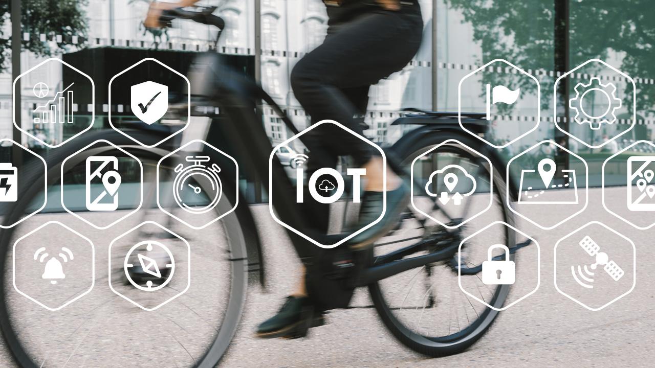 Iot GPS Tracker – das Internet der Dinge in deinem Fahrrad