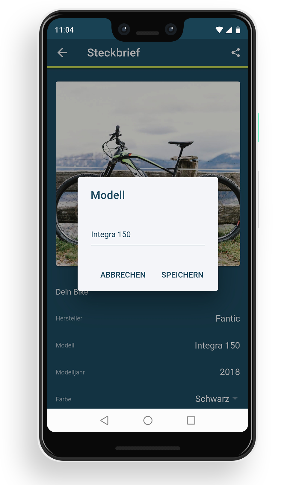 BikeTrax GPS-Theft Protection via App