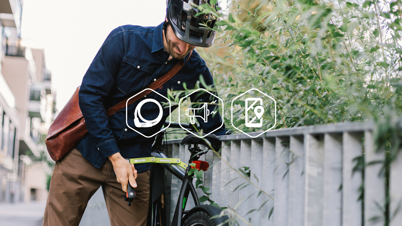 7 Expertentipps E-Bikes gegen Diebstahl sichern