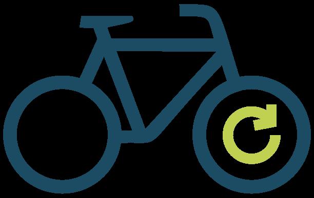 E-Bike mit Frontmotor